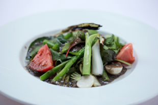 PROTOLEAF: Salad with dirt dressing