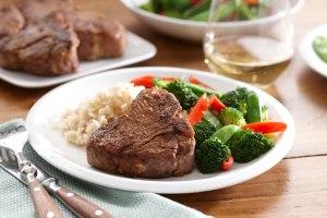 Quick Wasabi Lamb Chops Recipe: www.LeanOnLamb.com