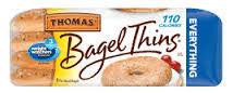 bagel thin packaging