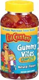 Gummy Vite 190ct