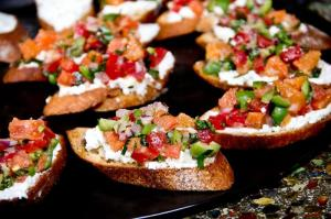 citrus-bruschetta
