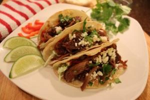 Pulled Lamb Tacos 1